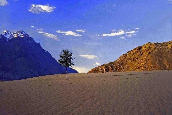 """Skardu desert Gilgit-Baltistan, Pakistan"" by Pervez Ahmad Khan via Wikimedia Commons is licensed under the Creative Commons Attribution-Share Alike 3.0 Unported license."