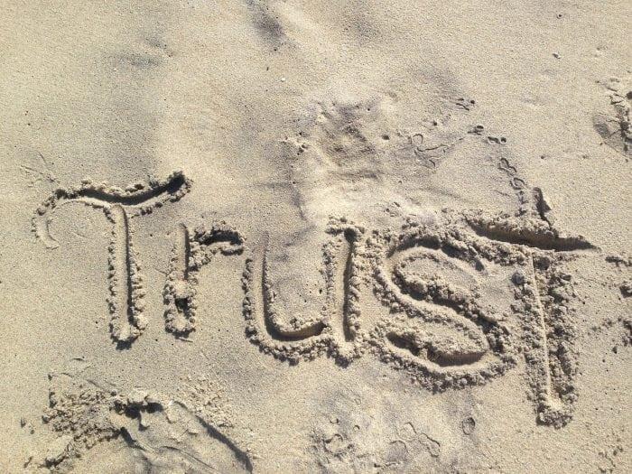 Trust Faith Encouragement. Credit: Maxpixel.com