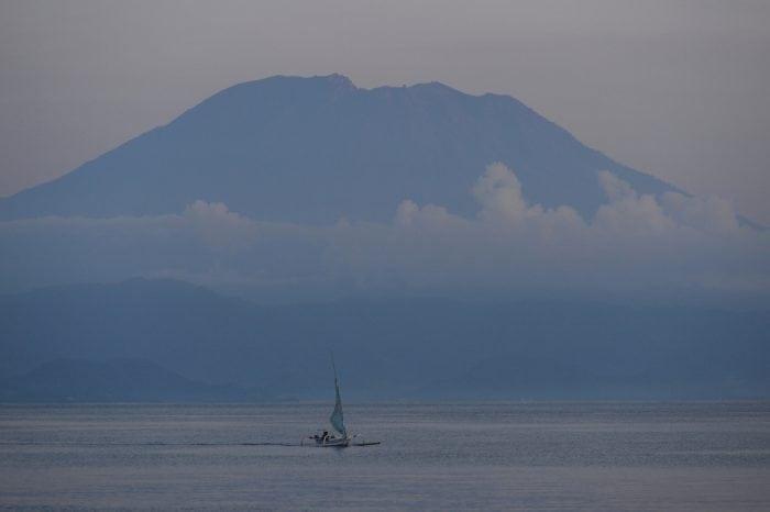 Mount Agung. Credit: Flickr