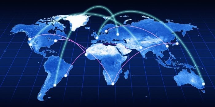 """""""GLOBALIZATION"""" by faith.e.murphy Murphy (via Flickr) is licensed under CC0"""