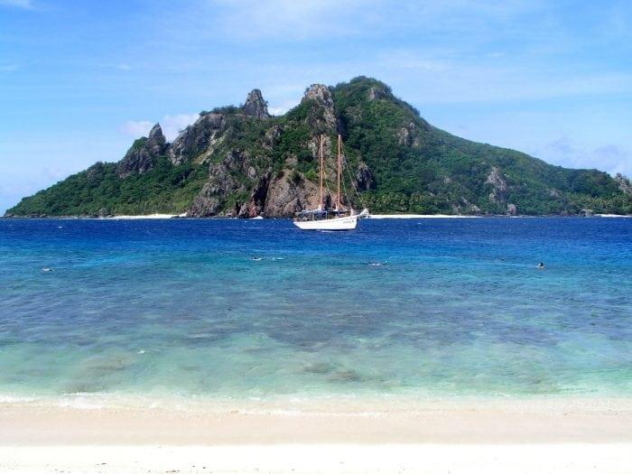 Manu Island, Fiji (Credit: Wikimedia Commons)