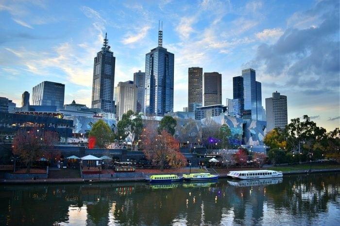 Melbourne is a model urban city (Pixabay)