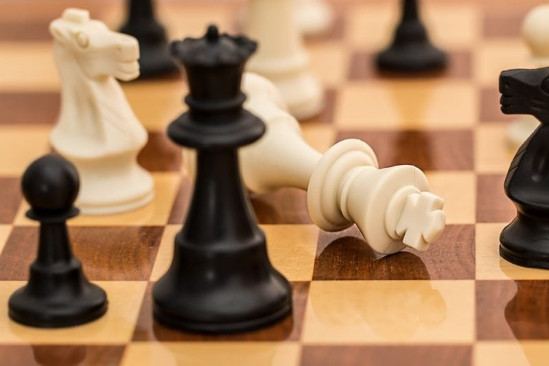DeepMind's AlphaZero recently became the best player in the world (out of both humans and machines) at Chess. Photo: Stevepb via Pixabay, CC0