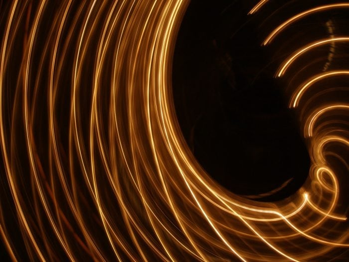 """""""String Theory"""" by Thomas Quine (via Flickr) is licensed under CC BY 2.0"""