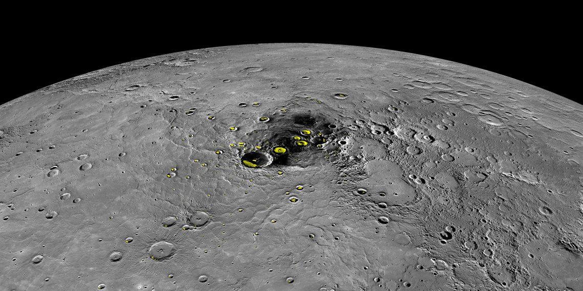 Mercury Credit: Wikipedia