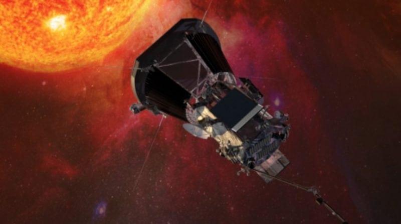 The Parker Solar Probe (Credit: NASA)