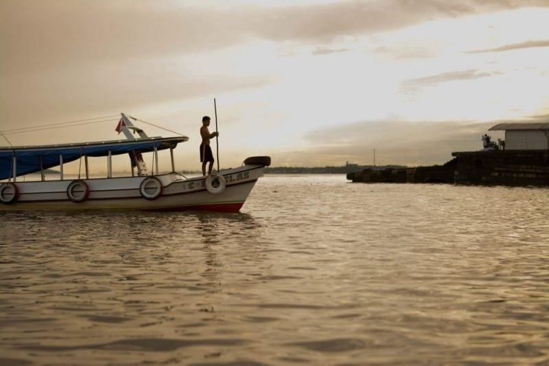 Fishing boat in Brazil (Credit: Pixabay)