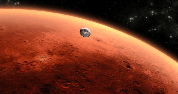 Mars Science Laboratory  Credit: nasa.gov