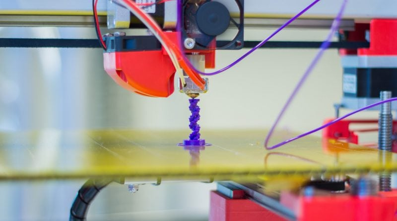 """""""Felix 3D Printer - Printing Head Cropped"""" by Jonathan Juursema via Wikipedia Commons is licensed under Creative Commons Attribution-Share Alike 3.0 Unported license."""