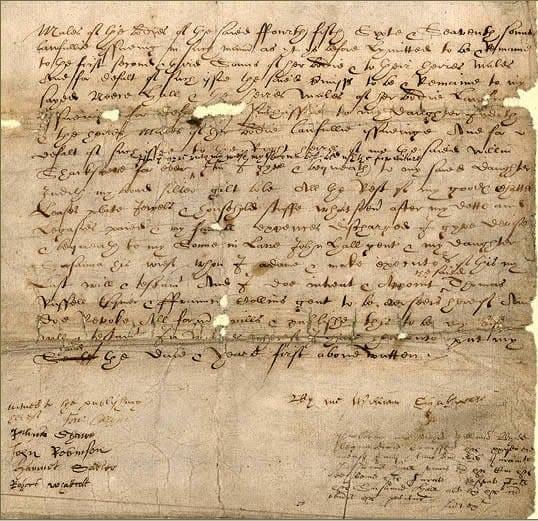 Shakespeare writing style