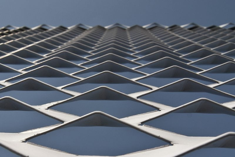 """""""Expanded aluminum I"""" by José Sáez via Flickr is licensed under CC BY-SA 2.0"""