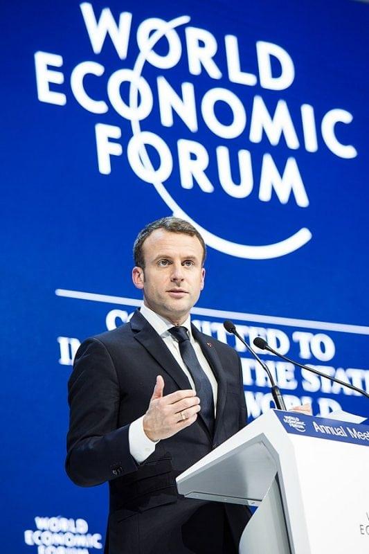 Photo: Foundations World Economic Forum via Flickr, CC 2.0