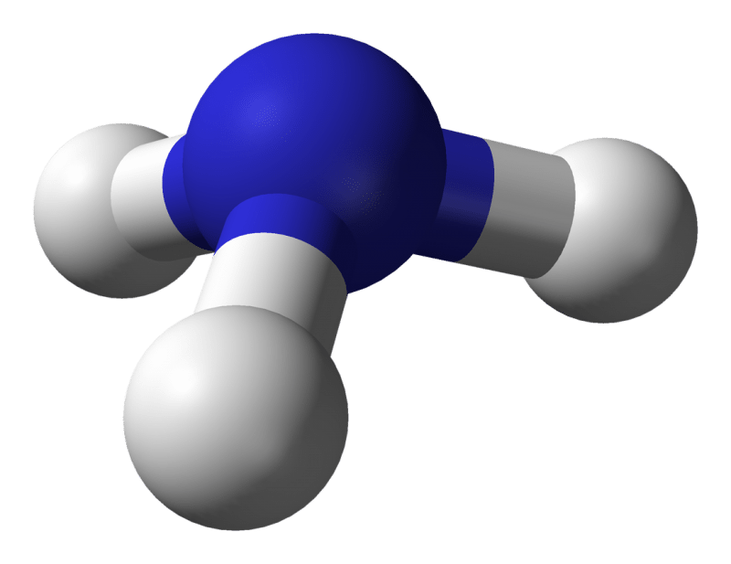 How To Calculate The Chemical Charge Of Ammonia Nh3 Science Trends