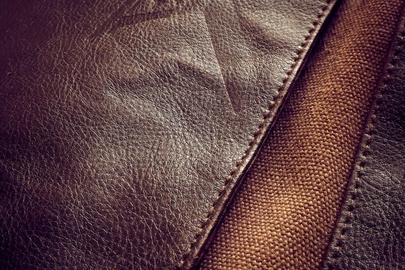 What Is PU (Polyurethane) Leather Vs Real Leather | Science