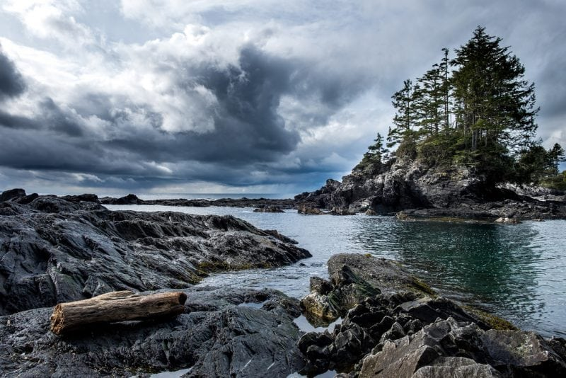 """Botany Bay, BC"" by Tom Collins via Flickr is licensed under CC BY-ND 2.0"