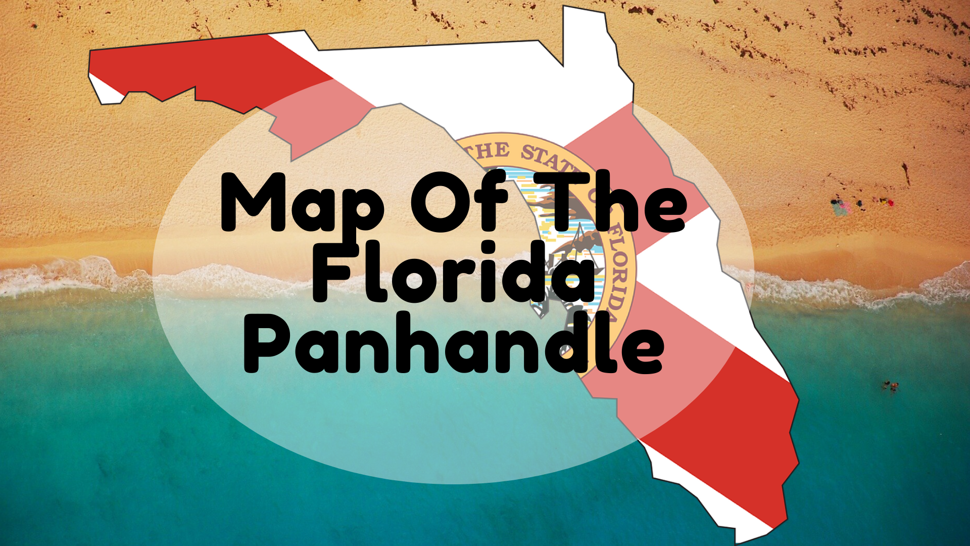 Map Of Florida Gulf Coast Panhandle Science Trends