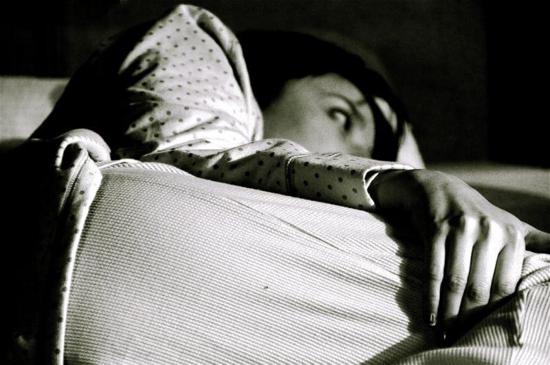 """Insomnia"" by Alyssa L. Miller via Flickr is licensed under CC BY 2.0"