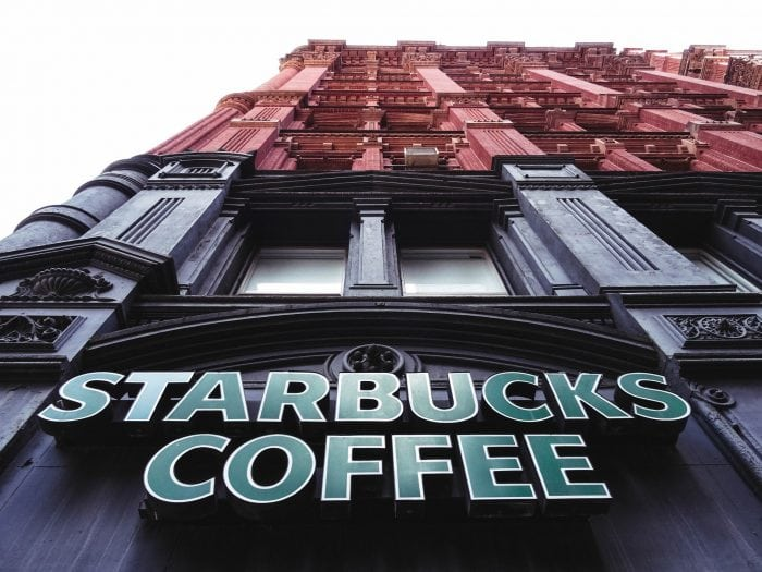 Starbucks will be one of the largest food and beverage retailer to pursue plastic alternatives. Credit: Pixabay