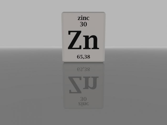 """Zinc"" by fdecomite via Flickr is licensed under CC BY 2.0"