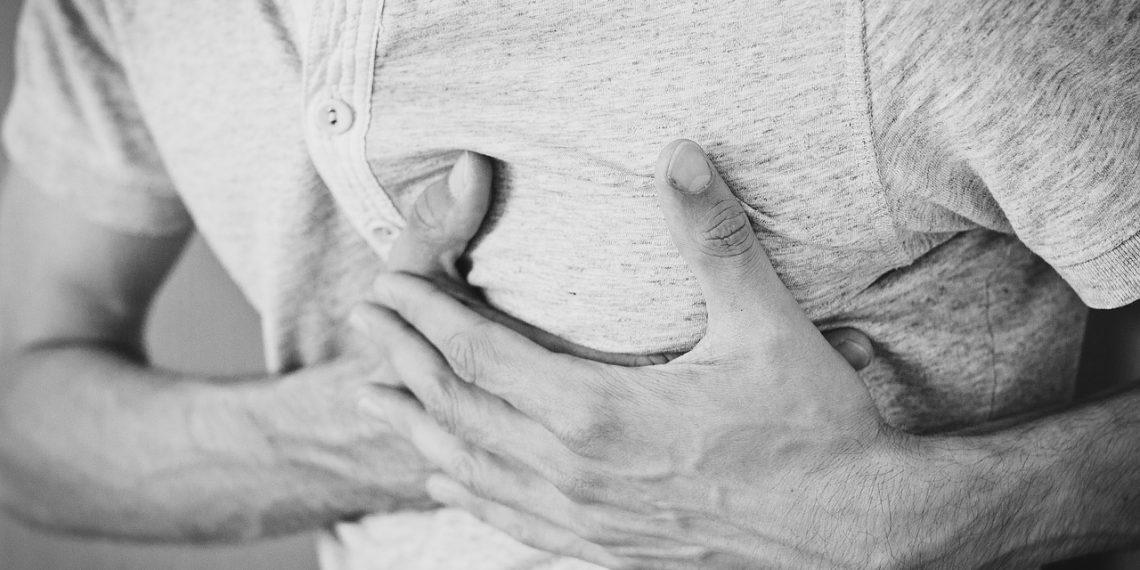 Chest Pain Hurt Heart Attack Adult Pain Heartache. Credit: Maxpixel