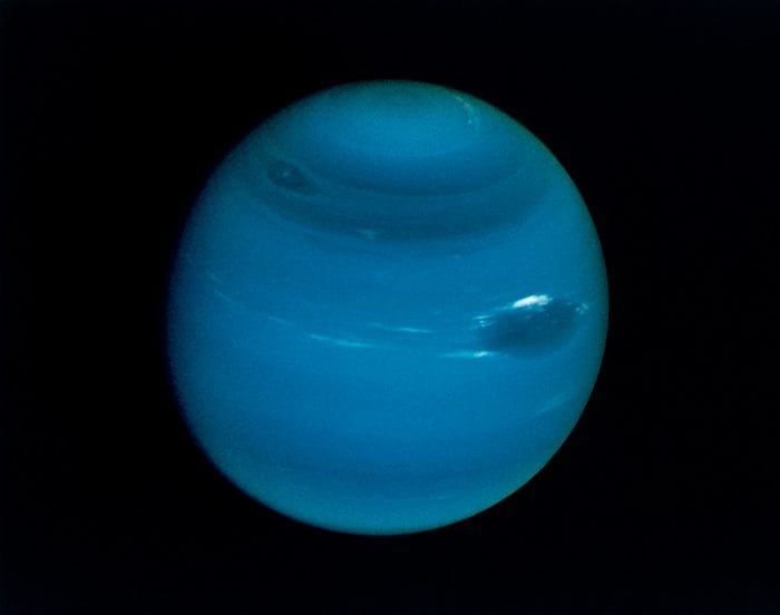 """Neptune"" by NASA on The Commons (via Flickr) is licensed under CC0"