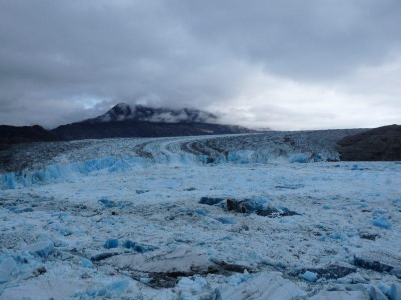 Viedma Glacier low basin (Credit: Andrés Lo Vecchio)