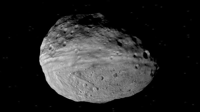 Credit: JPL-NASA