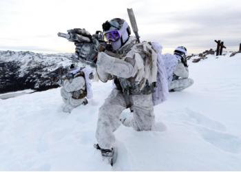 Cold-weather warfare – source: Wikipedia