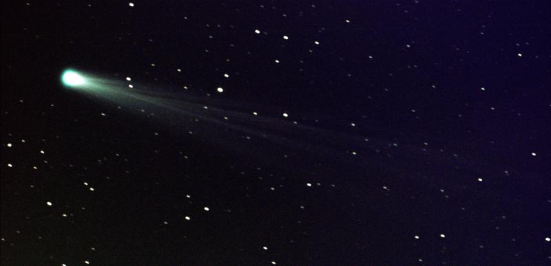 Comet ISON Streaks Toward the Sun. Credit: NASA