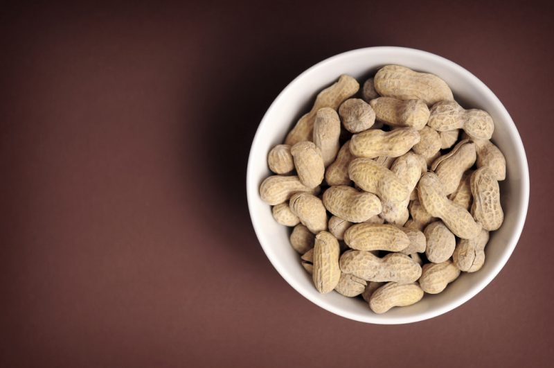 """Peanuts"" by the US Department of Agriculture via Flickr is licensed under CC BY 2.0"