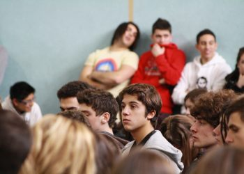 """""""Teenagers - Day 2"""" by Irene Bonacchi via Flickr is licensed under CC BY-ND 2.0"""