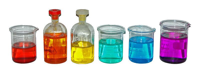 Transition metals. Credit: Wikipedia