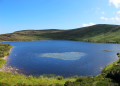 Figure 1: Study site - Lough Meenachrinna, County Donegal, Ireland. Image courtesy Karen Taylor