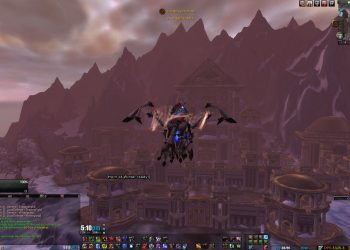 Screenshot from MMO game World of Warcraft. Credit: Poe Tatum/Flickr