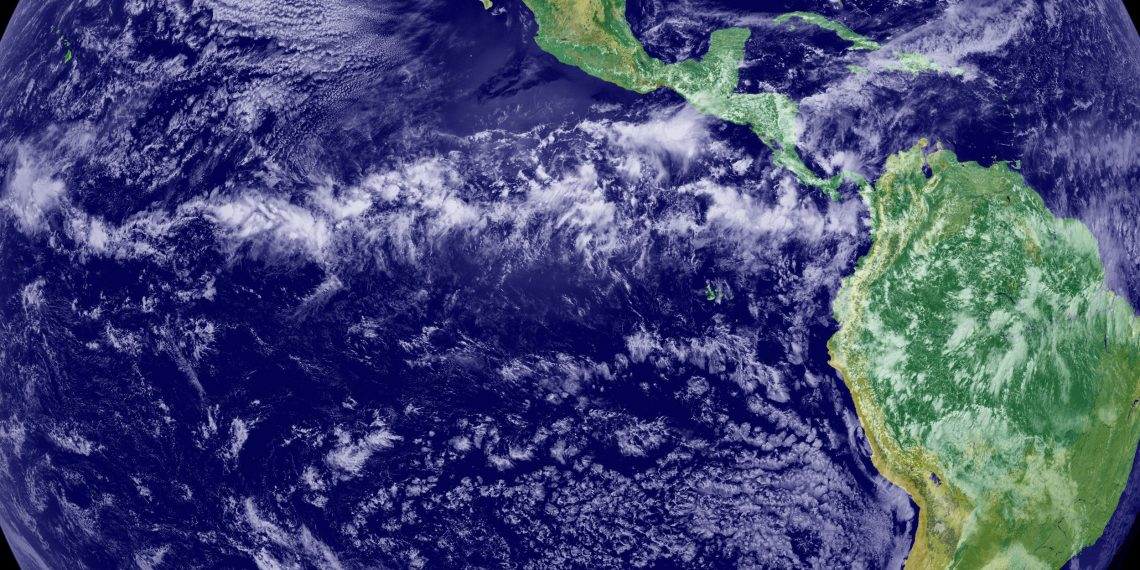 """Intertropical Convergence Zone"" by NASA is licensed under CC0"